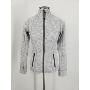 Lululemon Define Jacket Wee Are From Space Silver